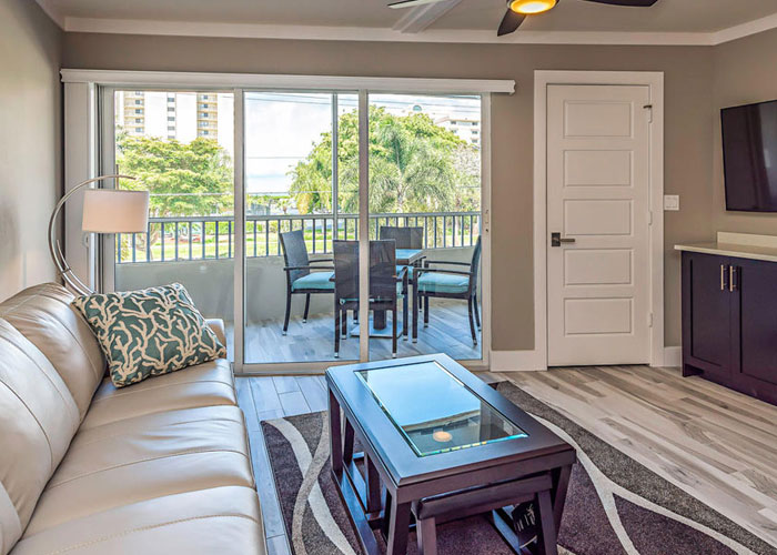 Executive One Bedroom